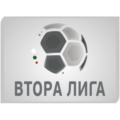 Vtora Liga League Logo