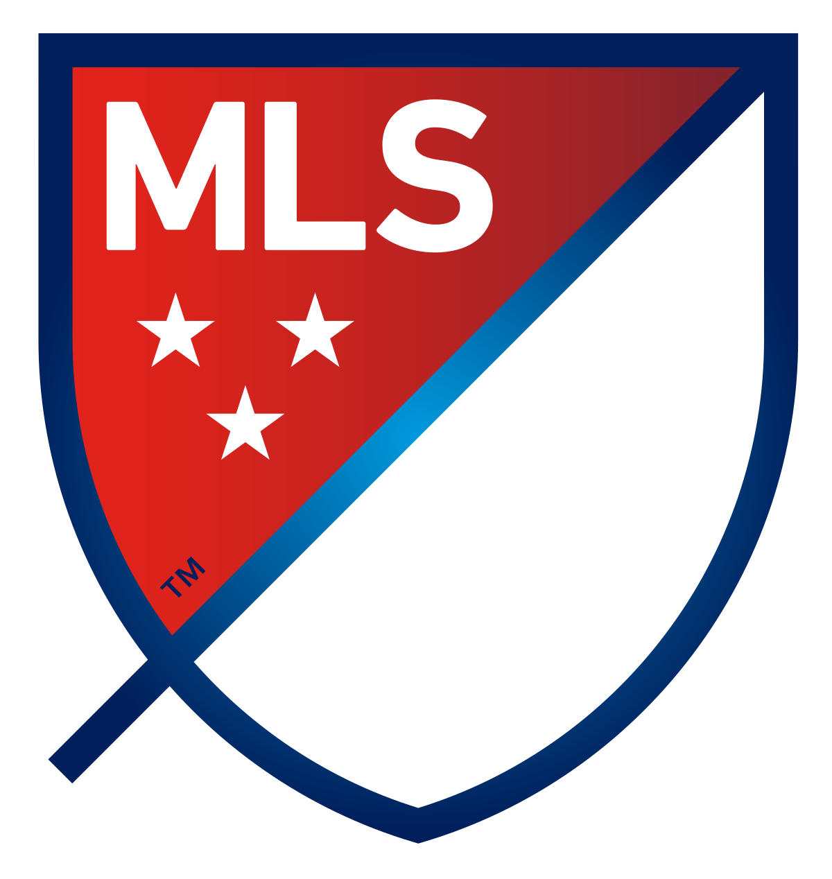 Major League Soccer League Logo