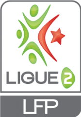 Ligue 2 League Logo