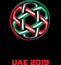 Asian Cup Qualification League Logo