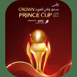 Crown Prince Cup League Logo
