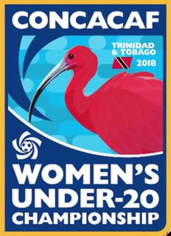 Concacaf Championship Women U20 logo
