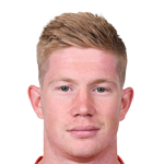 K. De Bruyne football player photo