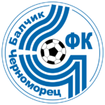 Chernomorets Balchik shield