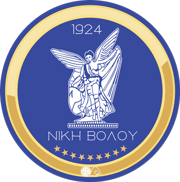 Niki Volos shield