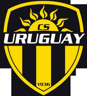 CS Uruguay de Coronado shield
