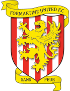 Formartine United shield