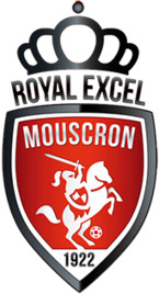 Royal Excel Mouscron shield