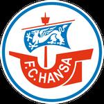 Hansa Rostock II shield
