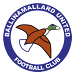 Ballinamallard United shield