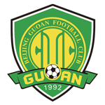 Beijing Guoan shield