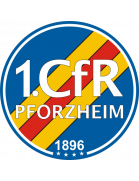 CfR Pforzheim shield