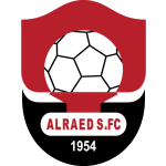 Al Raed shield