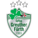 Greuther Fürth II shield