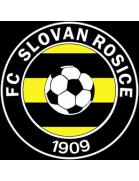 Slovan Rosice shield