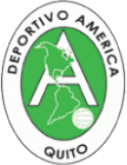 América de Quito shield