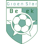 Groen Star Beek shield
