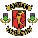 Annan Athletic shield