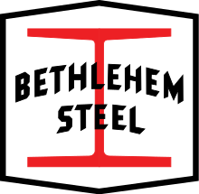 Bethlehem Steel shield