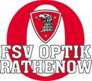 FSV Optik Rathenow shield