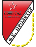Proleter Novi Sad shield
