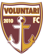 Voluntari II shield