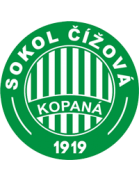 Sokol Čížová shield