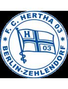 Hertha Zehlendorf shield