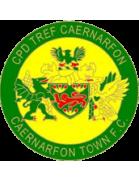 Caernarfon Town shield