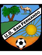 UD San Fernando shield