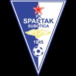 Spartak Subotica shield