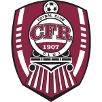 CFR Cluj shield