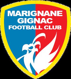 Marignane Gignac shield