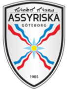 Assyriska Turabdin shield
