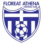 Floreat Athena shield
