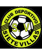 Siete Villas shield