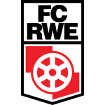 Rot-Weiß Erfurt shield