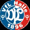 VfL Halle shield