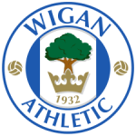Wigan Athletic shield