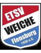 Weiche Flensburg shield