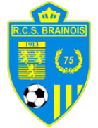 Stade Brainois shield