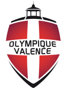 Olympique d'Alès shield