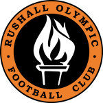 Rushall Olympic shield