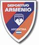 Deportivo Armenio shield