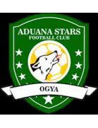 Aduana Stars shield
