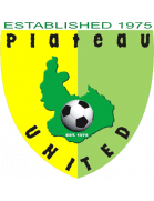 Plateau United shield