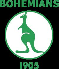 Bohemians 1905 II shield