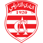 Club Africain shield