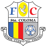 FC Santa Coloma shield