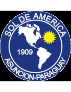 Sol de América shield